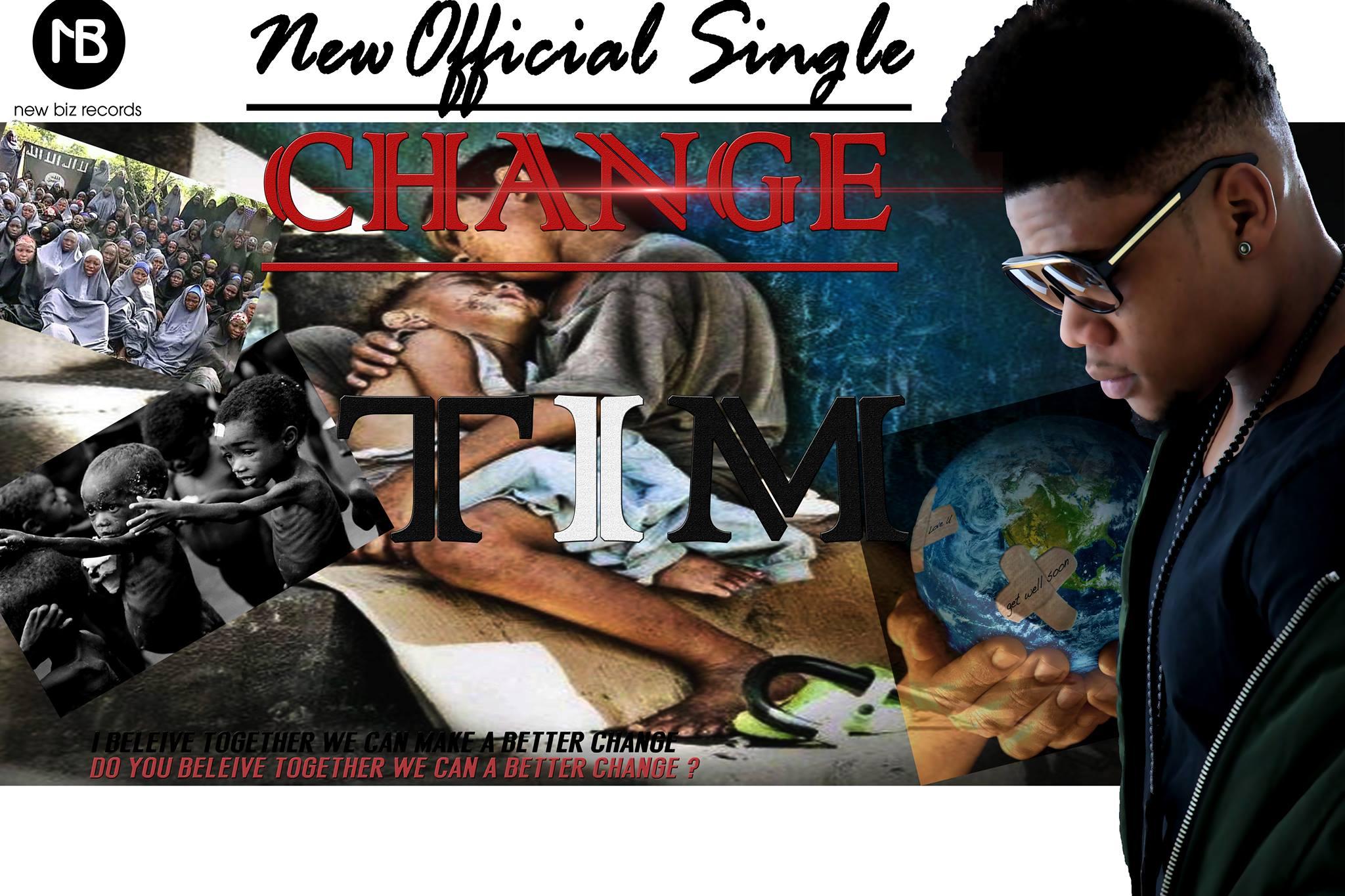 Tim – Change