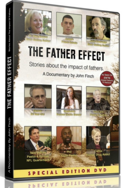 "The Honorable JOHN FINCH ""Father Effect Film"""