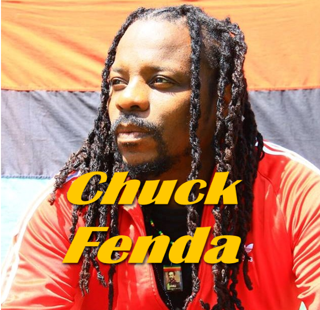 "Poor People Defender Reggae Musician, singer-songwriter, record producer & Vocalist""CHUCK FENDA"""