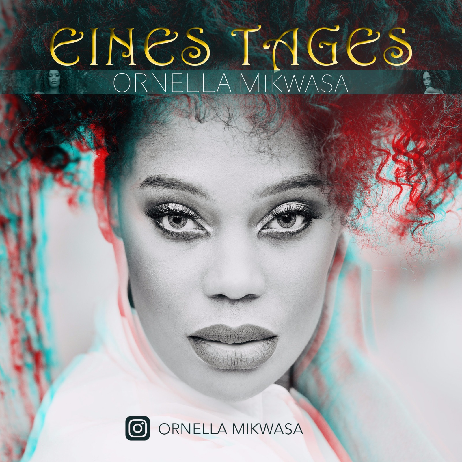 "Be Inspired By Germany Finest Voice Commander""ORNELLA MIKWASA"""