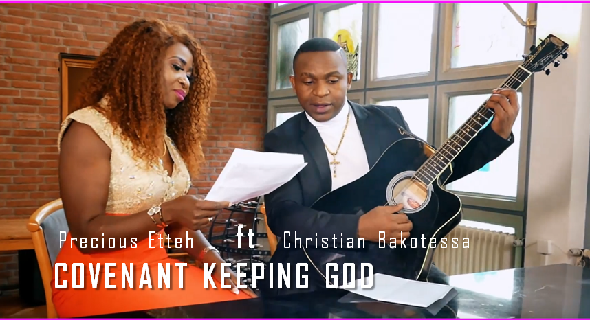 Precious Etteh & Christian Bakotessa Premiers Video On YouTube