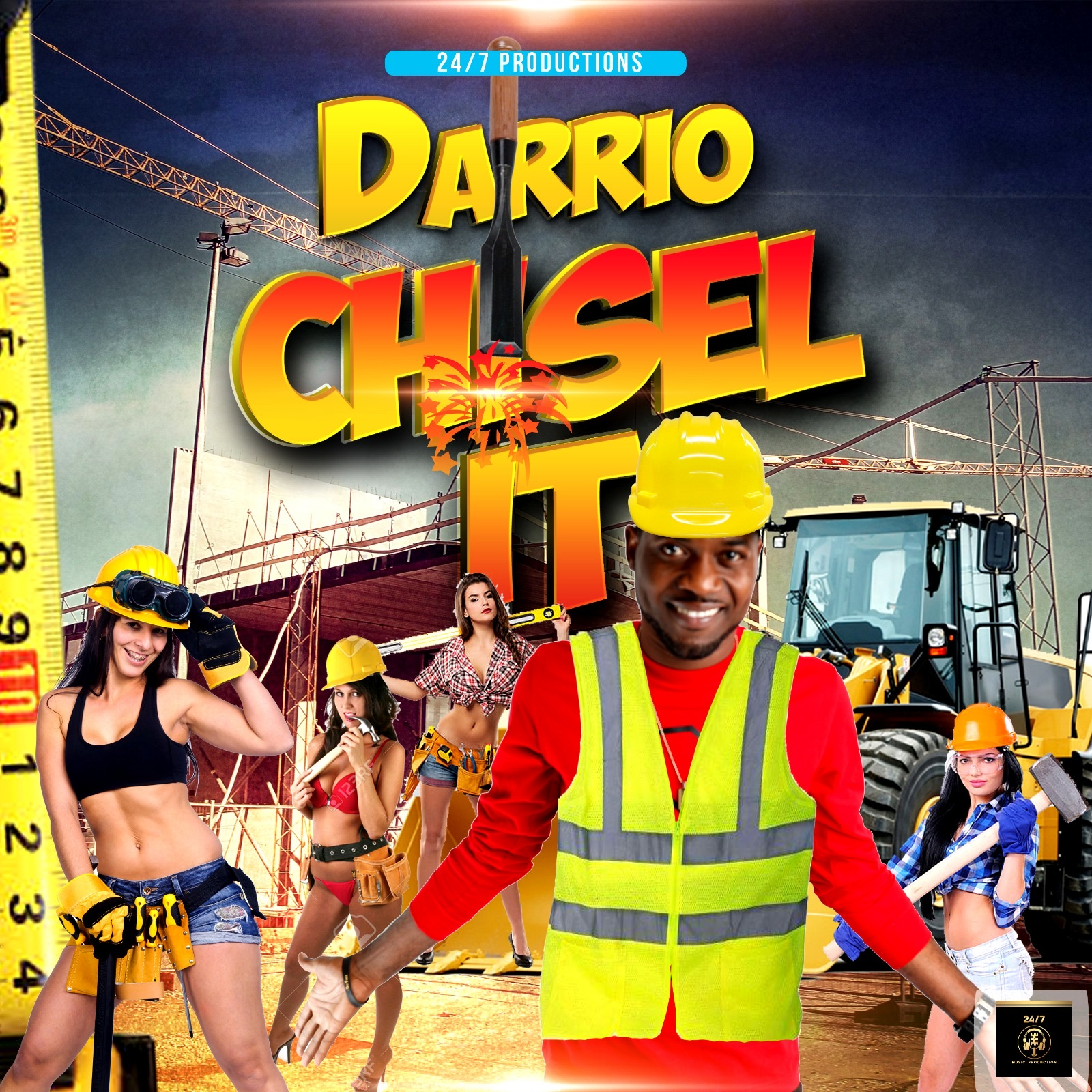 "Darrio Out With New Hot Track Entitled "" Chisel It"""