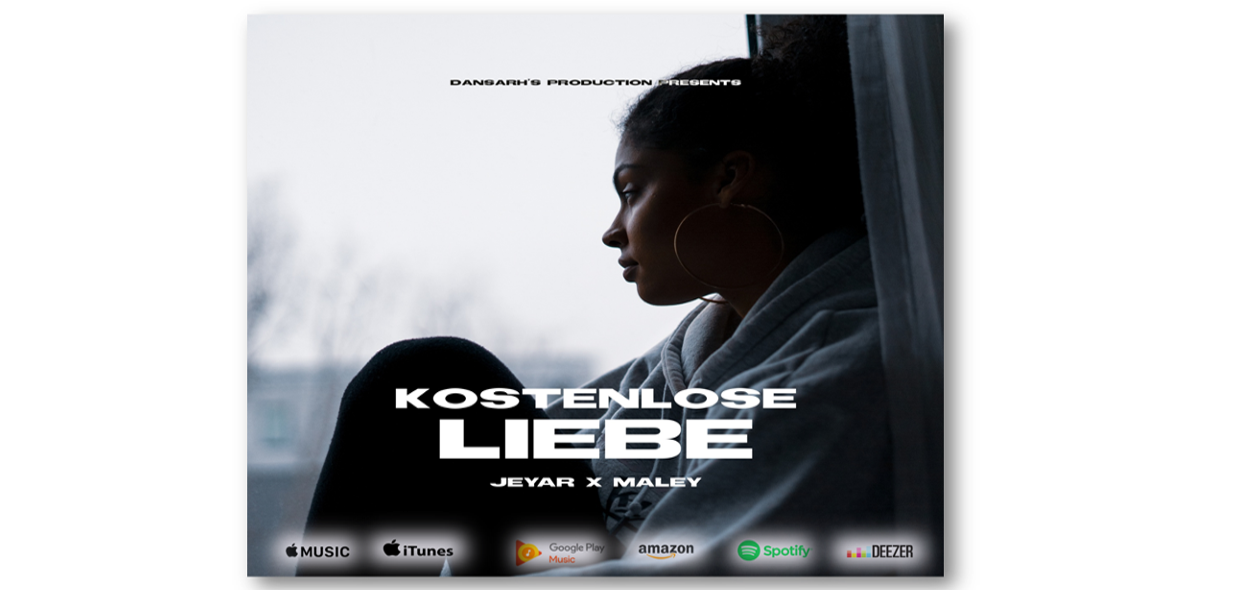 "The Premiere Video Of-Jeyar X Maley-""Kostenlose Liebe"""