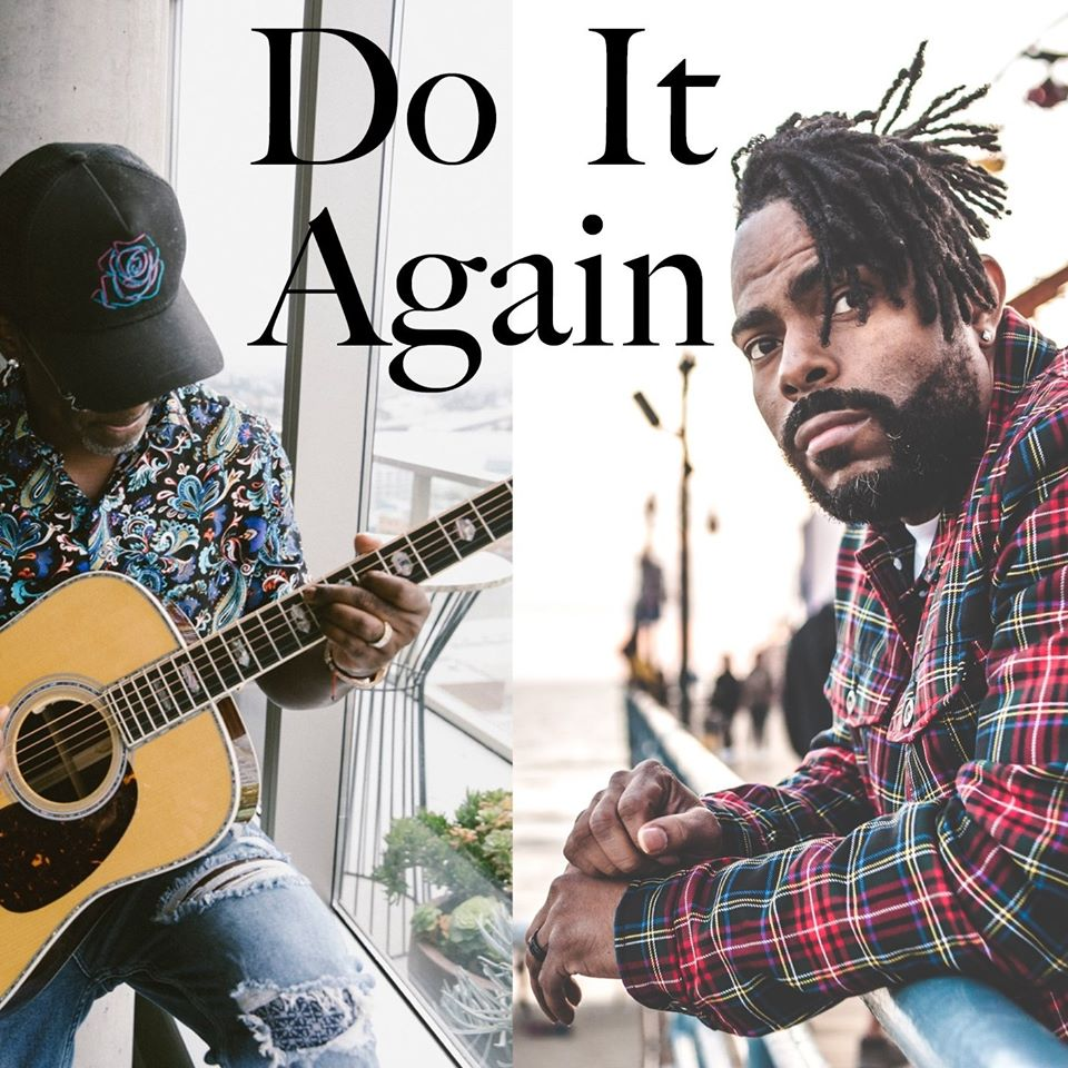 "Grammy Song-Winning Writer Jackie's Boy Releases Powerful New Single ""Do It Again"" ft Boyz II Men's Shawn Stockman"