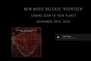 NEW MUSIC RELEASE 'ROENTGEN' COMING SOON TO YOUR PLANET