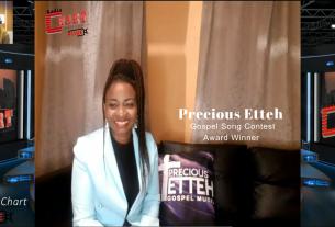 "The Revelation Of ""Precious Etteh"" Live On Radio Chart Intelligent 92.5 FM Germany-must watch!"